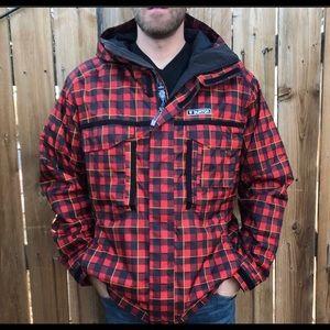 Burton men's snowboard jacket